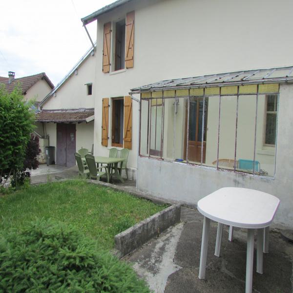 Offres de vente Maison de village Bavans 25550